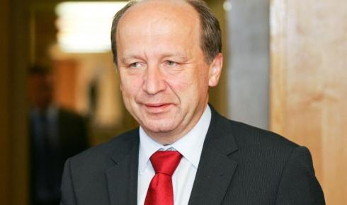 Premier Litwy Andrius Kibilius