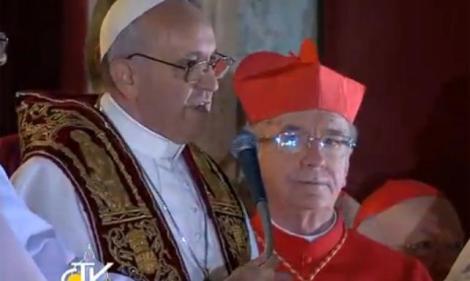Franciszek - papież.